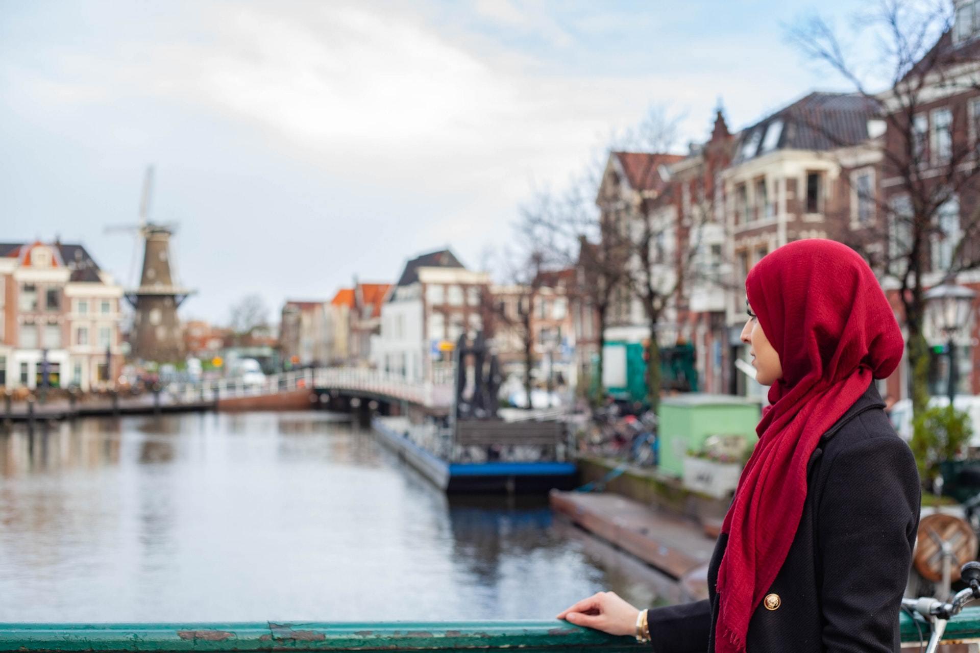 Daten voor moslims