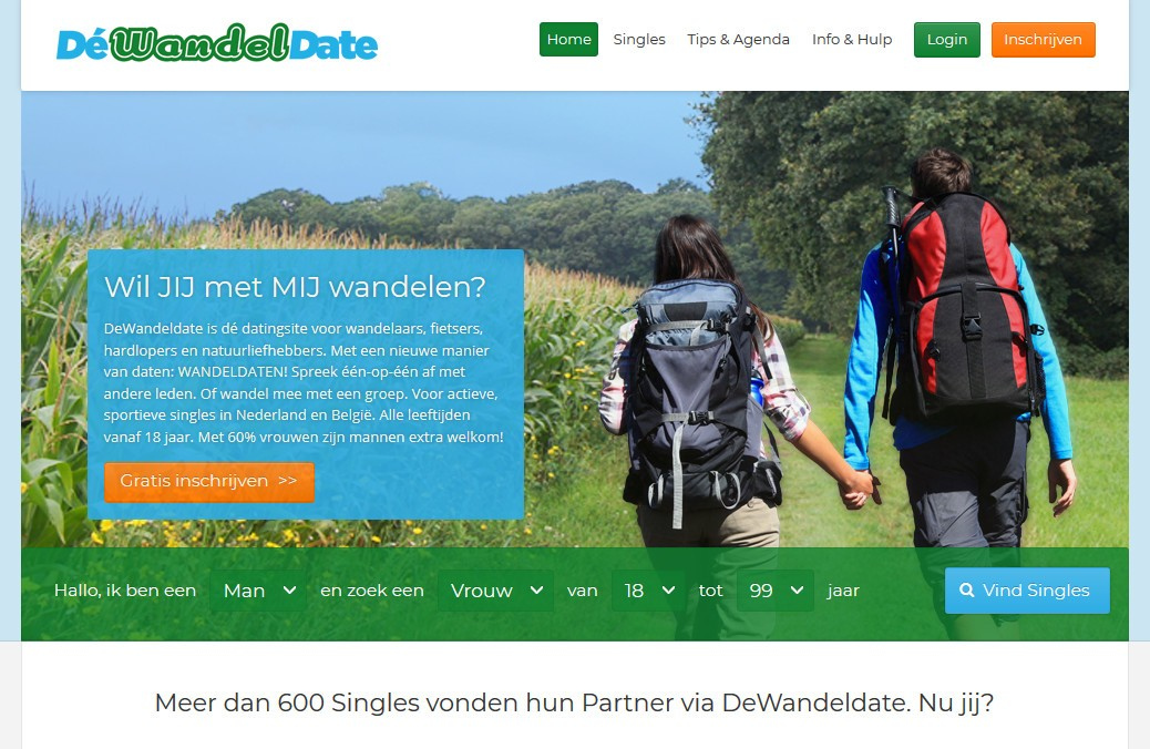 60 dating gratis