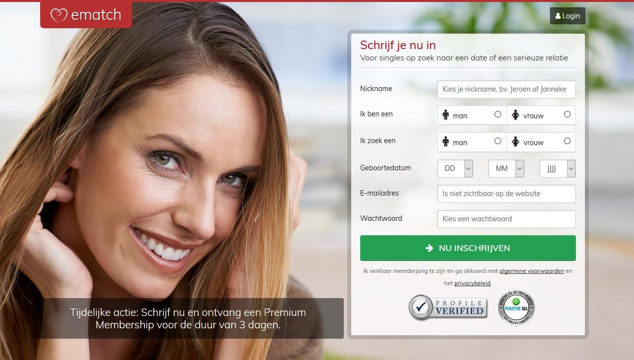 Dating sites maken van geld