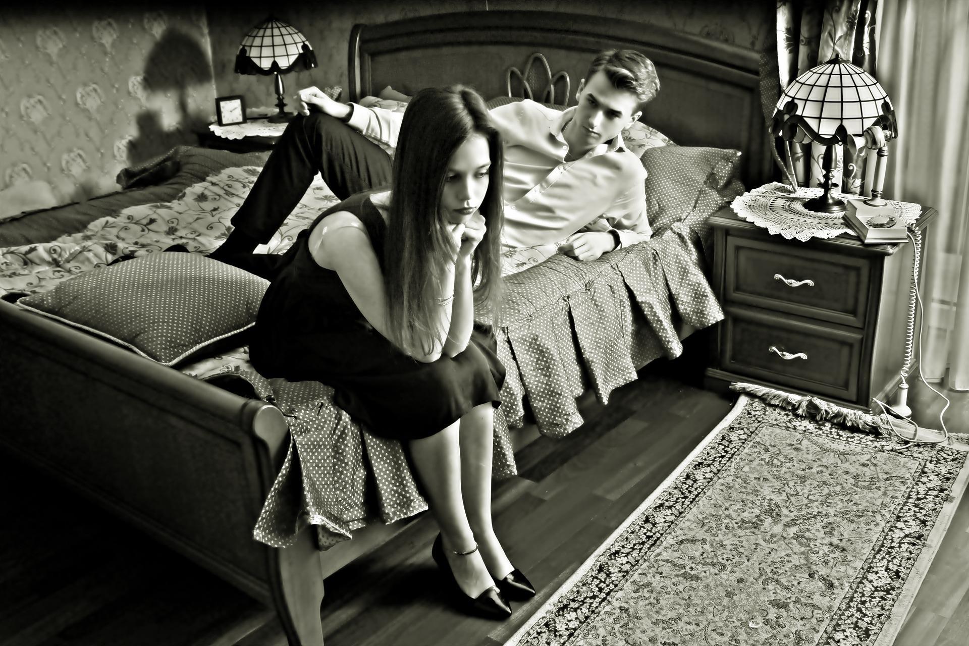 Ruzie over geld in relaties