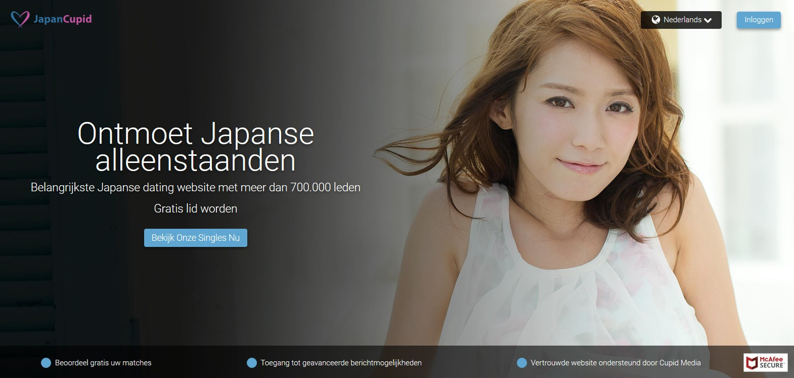 online dating site in Japan