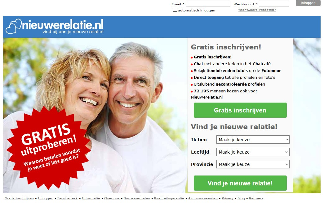 dating sites liegen over leeftijd