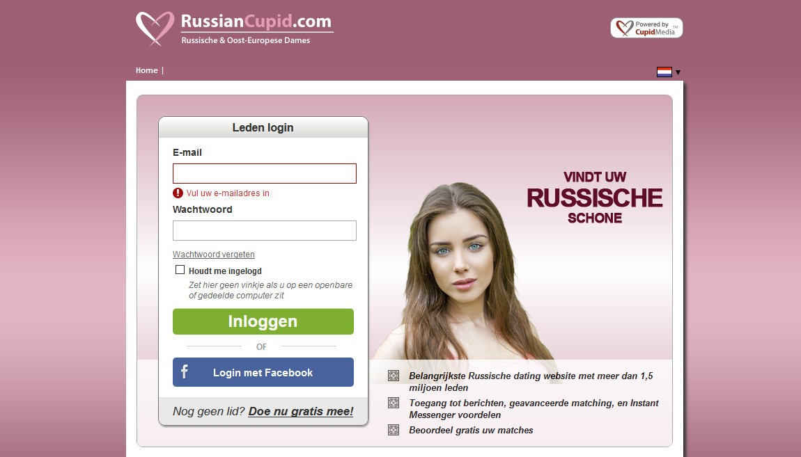 Dating in Rusland