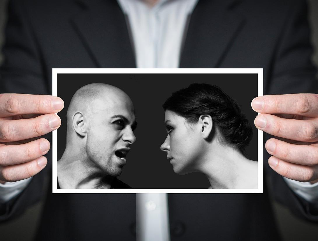 In een middelmatige relatie blijf je het beste bij elkaar