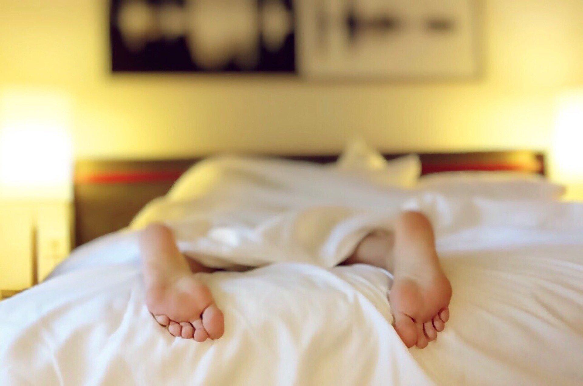Apart slapen kan goed zijn voor je relatie