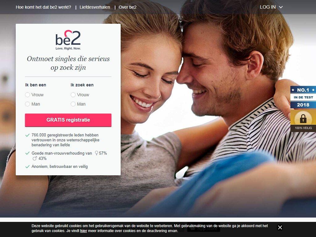 Dating site te testen