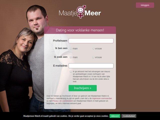 Maatjemeer-Match