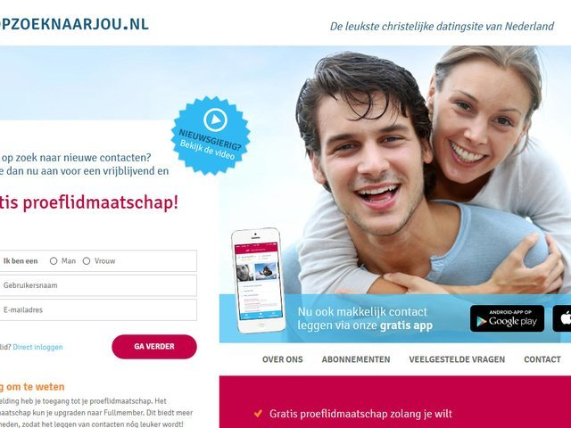 app voor gratis dating