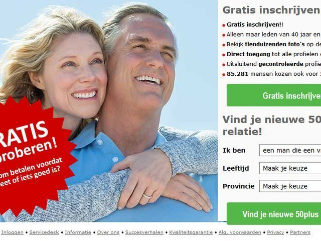 Gratis WordPress thema voor dating website
